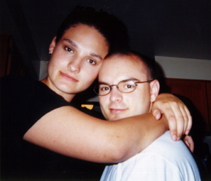 Chris and I